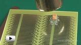 Смотреть видео: Пайка SMD компонентов при помощи горячего воздуха