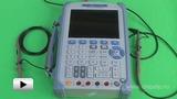 Смотреть видео: АКИП 4113.1 осциллограф цифровой портативный
