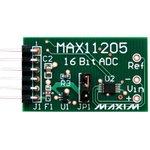 MAX11205PMB1#, Оценочная плата, MAX11205PMB1 16-битный ...