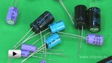 Watch video: Nonpolar electrolytic capacitors