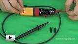 Смотреть видео: Fluke-T50 индикатор напряжения