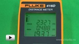 Watch video: Fluke-416D Laser Range Finder