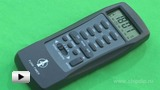 Watch video: 05254 Radio Remote Control with Timer