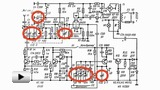 Смотреть видео: Условные обозначения конденсаторов переменной ёмкости