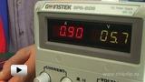 Смотреть видео: SPS-606 импульсный источник питания