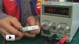 Смотреть видео: SPS-3610 импульсный источник питания