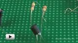 Смотреть видео: Усилительный каскад на биполярном транзисторе с активной и реактивной нагрузкой