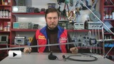 Watch video: All-wave TV antenna L024.12