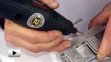 Watch video: MASTER - MEG-130 Engraving Tool