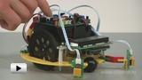 Смотреть видео: MICROCAMP - стартовый набор мехатроники на базе ATmega8