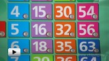 Watch video: Electronic Sound Poster - Talking Multiplication Table