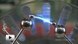 Смотреть видео: Машина электрофорная