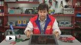 Смотреть видео: Солнечная батарея SOL6N