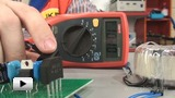 Watch video: Adjustable Voltage Stabilizer