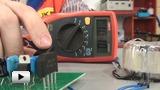 Смотреть видео: Регулируемый стабилизатор напряжения