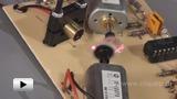 Смотреть видео: Лазерный эффект NK300