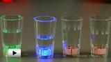 Смотреть видео: Сверкающие стаканы для вашего праздника