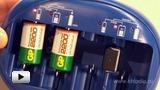 Смотреть видео: Зарядное устройство Varta UNIVERSAL CHARGER