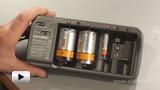 Смотреть видео: Зарядное устройство Camelion BC-0906SMT