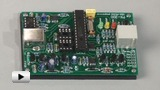 Watch video: IE-PX-200 Programmer for PIC Microcontrollers