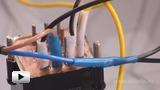 Смотреть видео: Включение электромагнитного реле  РЭН33