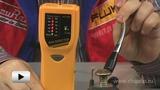 Смотреть видео: AZ 7201 детектор утечки газов