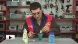 Смотреть видео: Травление печатных плат при помощи медного купороса