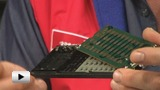 Watch video: Fixing a Remote Control
