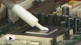 Смотреть видео: Теплопроводный клей «Радиал»