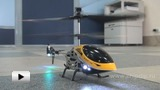 Watch video: GYRO-105, Gyroscope Helicopter by Murata