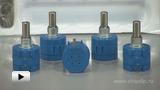 Смотреть видео: Прецизионные переменные резисторы Bourns серии 3590S
