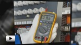 Watch video: New FLUKE Multi-Meters