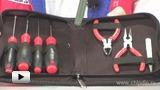 Смотреть видео: Набор инструментов СТ-811В