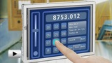 Watch video: Operating Principle of Resistive Touch Screen