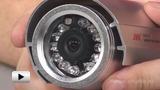 Смотреть видео: Уличная видеокамера  JK-213