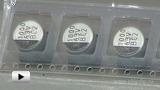 Смотреть видео: Электролитические конденсаторы Epcos серии B41121