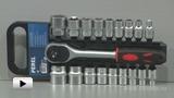 Смотреть видео: Реверсивный ключ с головками HSOSL1