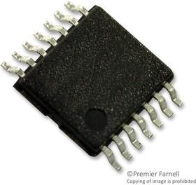 74AC14MTCX, Инвертор, семейство AC, триггер Шмитта, 1 вход, 24мА, 2В до 6В, TSSOP-14