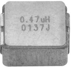 Фото 1/2 IHLP2525CZER6R8M11, Силовой индуктор поверхностного монтажа, Серия IHLP-2525CZ-11, 6.8 мкГн, 5.5 А, 4 А, Экранированный