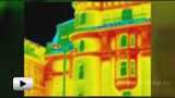 Watch video: Fluke TiS Thermal Imager for Diagnostics of Buildings