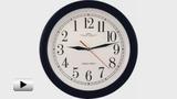 Смотреть видео: Часы идущие в обратную сторону