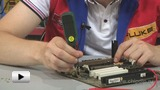 Watch video: MS8910 SMD R/C Meter