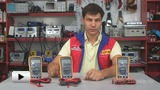 Watch video: New Multi-Meter Tools Fluke 15B, 17В, 18В