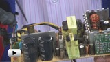 Watch video: Inlet circuit of the PU. Varistor