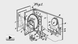 Watch video: Reading Machine Invented by Gustav Tauschek