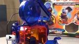 Смотреть видео: Научный опыт (Робот на солнечных батарейках)