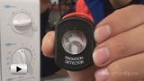 Смотреть видео: Детектор микроволнового излучения