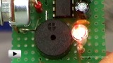 Watch video: Infrared Radiation Audible Warning Device. Do-It-Yourself