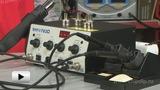 Watch video: BAKU 763D soldering station