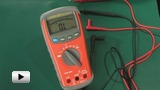 Watch video: APPA-82RH Multimeter